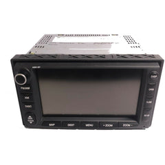 Hyundai Veracruz LG CD Touchscreen Navigation Radio LAN8670NH3 - Factory Radio Parts