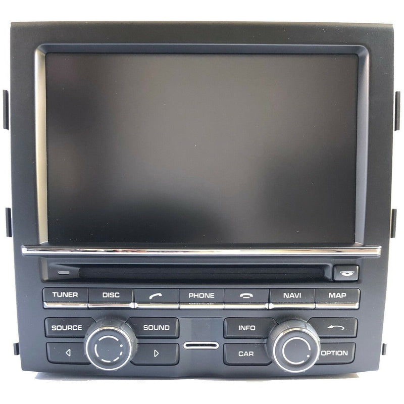 Porsche Cayenne 958 Navigation Radio 7PP919193AG [2011-2018] - Factory Radio Parts