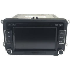 Volkswagen Tiguan Passat Jetta CC CD Player Radio OEM 1K035180AC - Factory Radio Parts