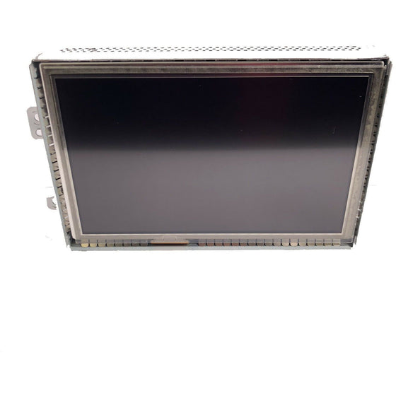 12 13 14 15 16 Land Range Rover Evoque 8 inch Touch Screen Assembly EJ3210E889CA - Factory Radio Parts