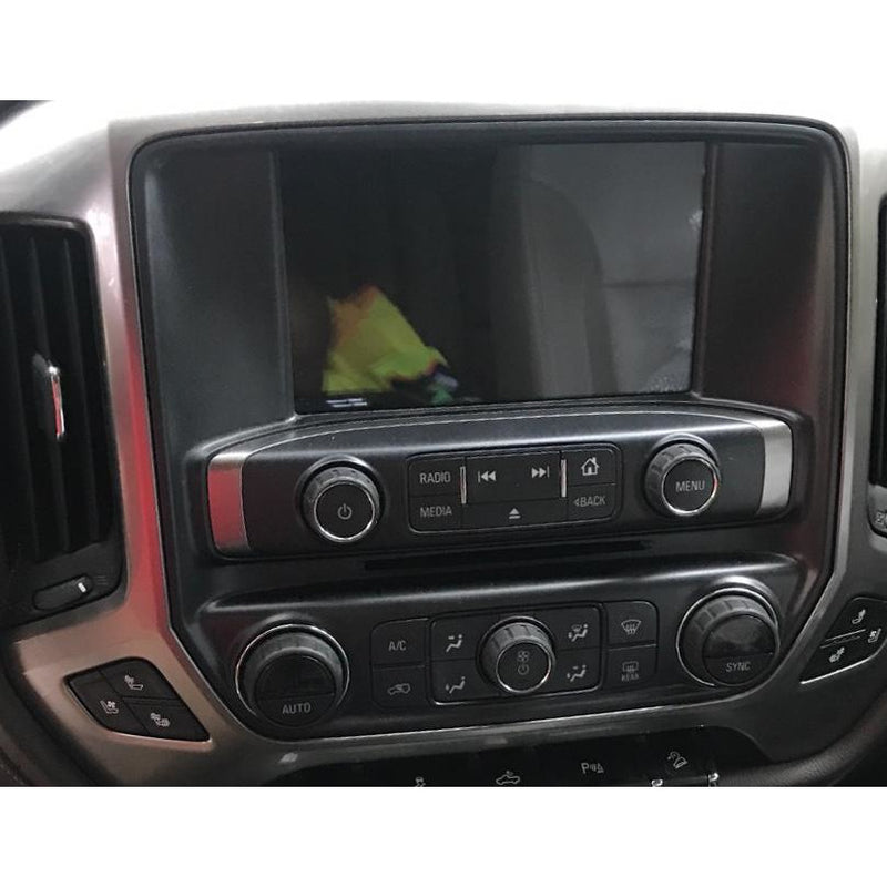 Chevrolet Mylink GMC Intellilink 8 inch Resistive Replacement Touchscreen - Factory Radio Parts