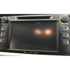 Toyota Highlander Pioneer Entune 2.0 Non-Navigation 8 inch Touchscreen - Factory Radio Parts
