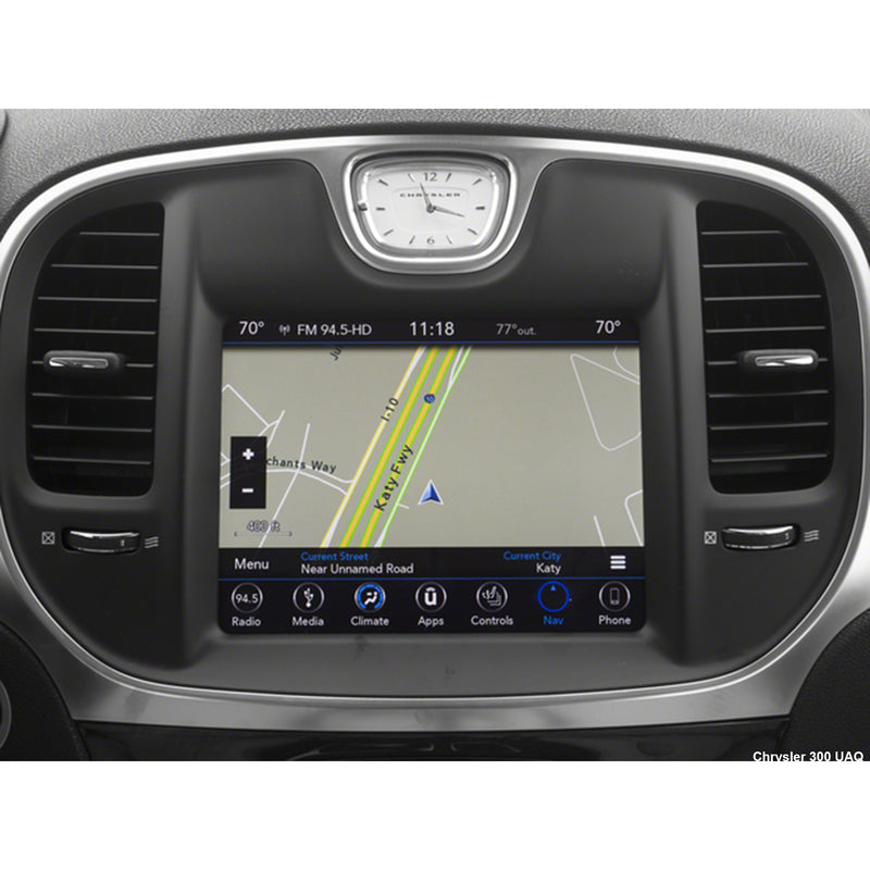 Chrysler Dodge Uconnect 4C Nav with 8.4 inch Screen UAQ Radio - Factory Radio Parts