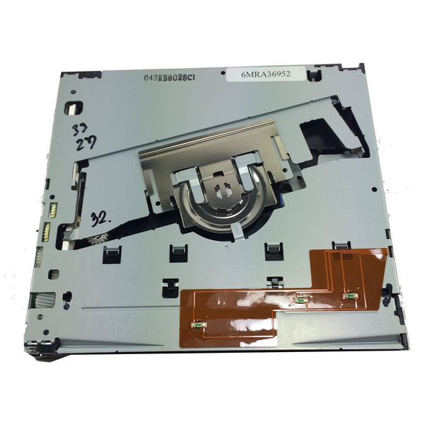 Chevrolet GMC Hummer Denso Radio Replacement CD DVD Drive (2007-2012) - Factory Radio Parts