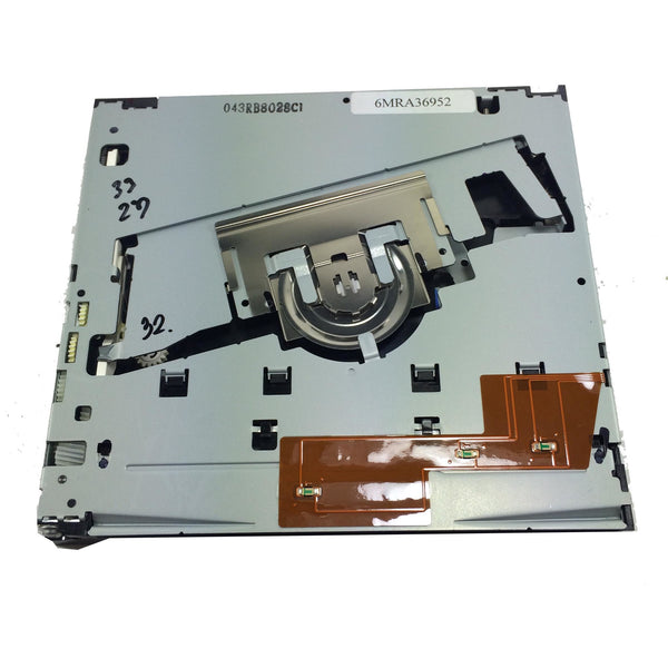 GM Chevrolet GMC Hummer Denso Navigation Radio DVD Map Drive (2007-2012) - Factory Radio Parts