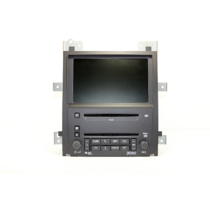 Cadillac Escalade Delphi SuperNav Radio 6 CD DVD Changer 25798198 - Factory Radio Parts