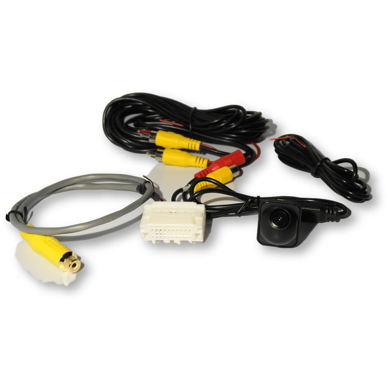 Uconnect Mygig RER RHR REN RBZ RHB Radio Rear Camera Retrofit Kit [2007-2018] - Factory Radio Parts