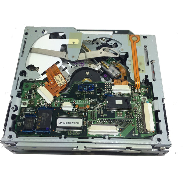 Ford Lincoln Xavani Clarion with Sync Navigation Radio Replacement CD/DVD Mechanism - Factory Radio Parts