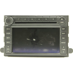 Ford Lincoln Pioneer Navigation Radio 6.5 inch LCD with Touchscreen - Factory Radio Parts