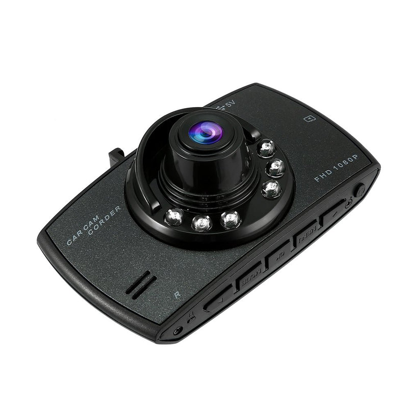 "G30 2.5"" HD 1080P In Vehicle DVR Dash Camera Recorder - Factory Radio Parts"
