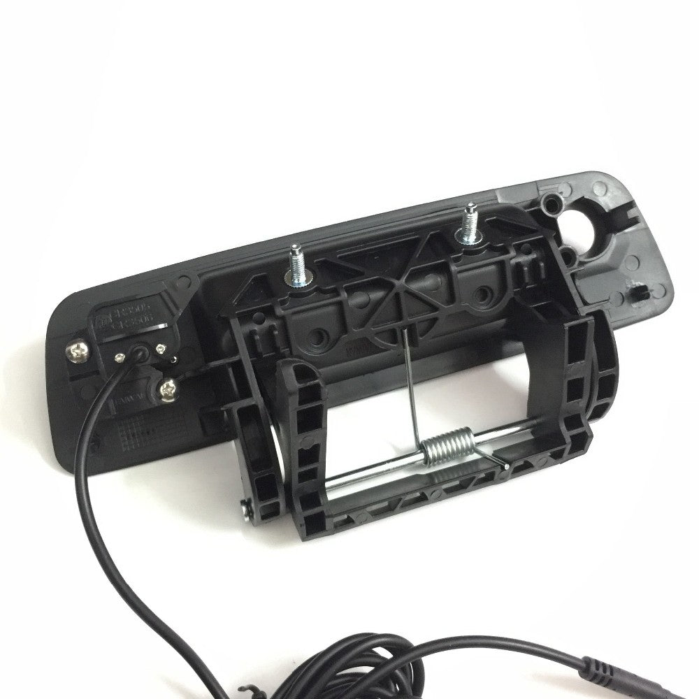 2009 2016 Ram Truck 1500 2500 3500 Tailgate Handle Backup Camera Kit Oem Wiring Harness Rear Factory Radio