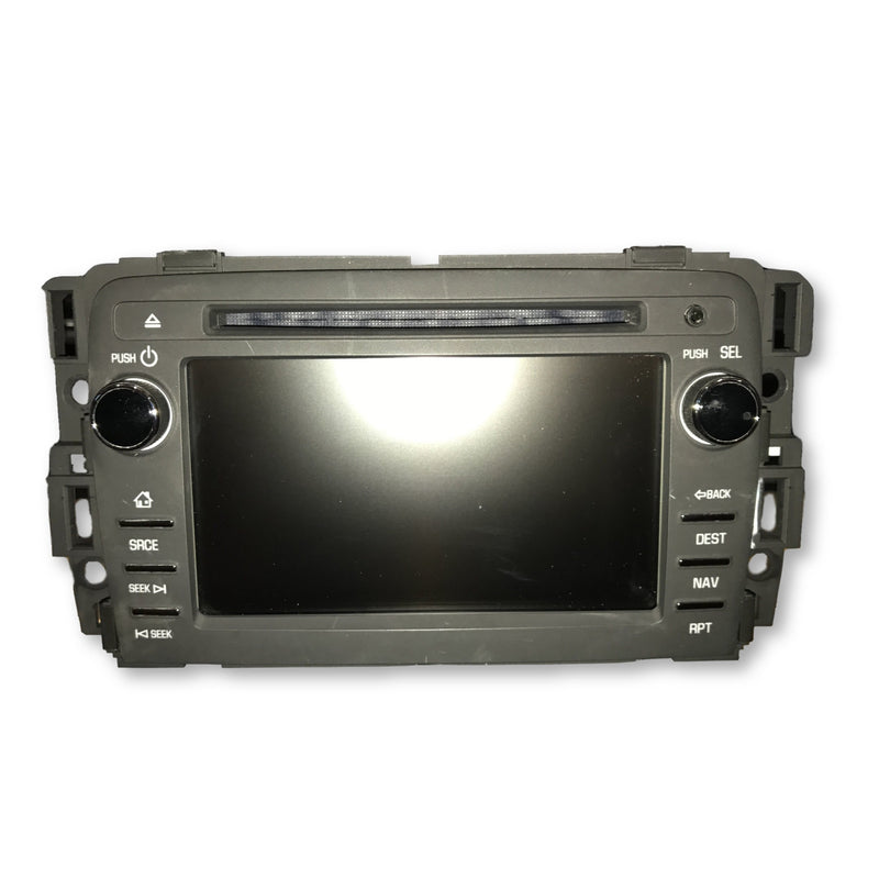 Buick Chevrolet GMC Delphi Mylink Radio CD DVD Mechanism DVS8601V - Factory Radio Parts