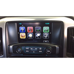 Chevrolet GMC Mylink Intellilink 8