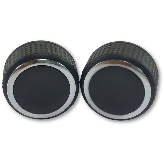 2008-2012 GM Buick Chevrolet GMC Delphi Navigation Radio Knob Set - Factory Radio Parts