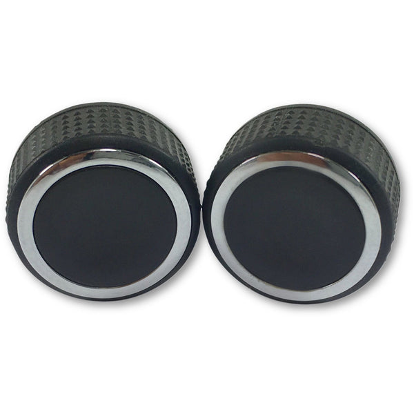 GM Buick Chevrolet GMC Delphi Navigation Radio Knob Set (2008-2012) - Factory Radio Parts