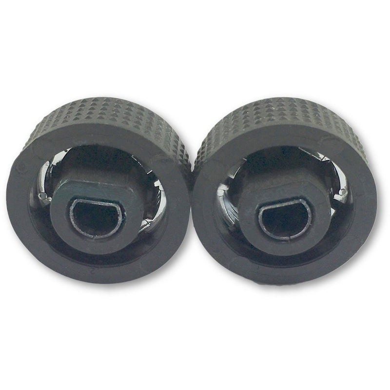 Buick Chevrolet GMC Delphi Navigation Radio Knob Set (2008-2012) - Factory Radio Parts