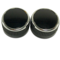 GM Chevrolet Hummer GMC Denso HDD Radio Knob Set (2013-2014) - Factory Radio Parts