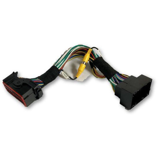 Uconnect 3C 8.4A VP3 and 8.4AN VP4 Radio RCA Input Camera Harness - Factory Radio Parts