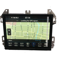 Jeep Wrangler JL Uconnect 4C Nav with 8.4 inch Touchscreen UAQ Radio - Factory Radio Parts