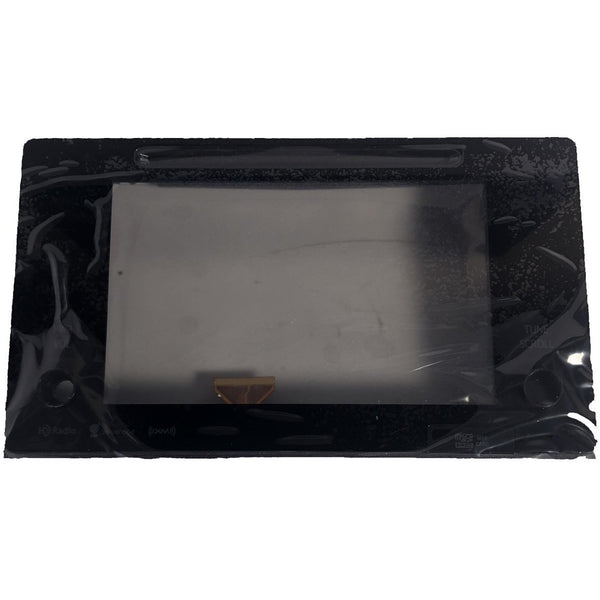 Toyota Tacoma Sienna Corolla Entune 2.0 Non JBL and JBL Navigation Radio Replacement Faceplate - Factory Radio Parts