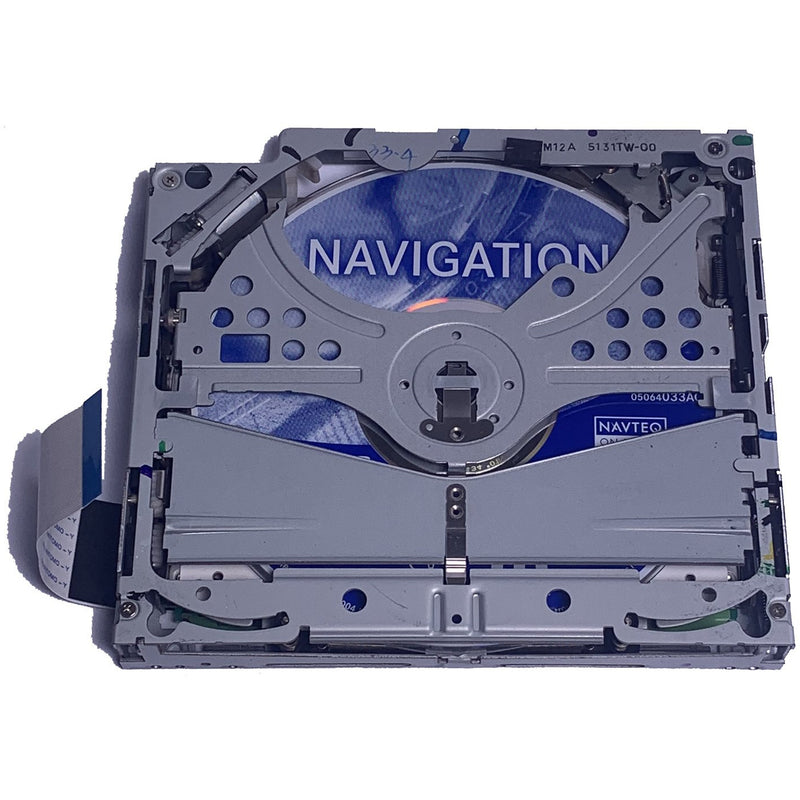 REC REJ Navigation Radio Replacement Map DVD Mechanism - Factory Radio Parts