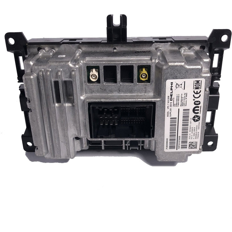 Uconnect 4 with 7 inch screen UAG Radio Replacement LCD and Touchscreen TRULY - Factory Radio Parts