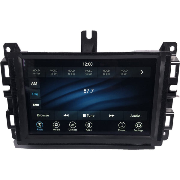 Jeep Grand Cherokee Uconnect 4 with 7 inch Touch Screen UAG Radio NA - Factory Radio Parts