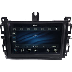 Jeep Grand Cherokee WK Uconnect 4 with 7 inch Touchscreen UAG Radio NA - Factory Radio Parts