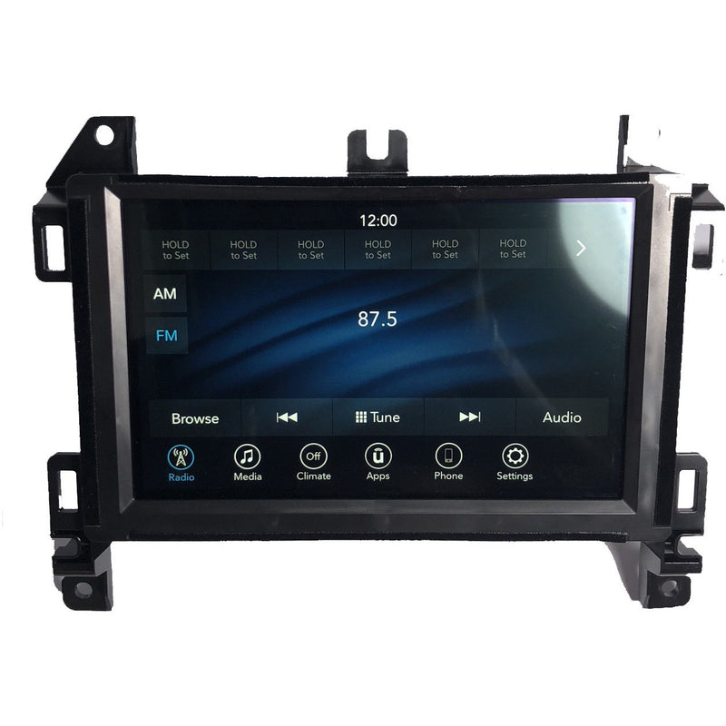 Jeep Wrangler JL UConnect 4 with 7 inch Screen UAG Radio - Factory Radio Parts