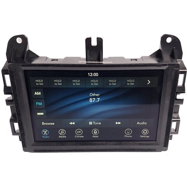 Dodge Durango WD UConnect 4 with 7 inch Screen UAG Radio - Factory Radio Parts