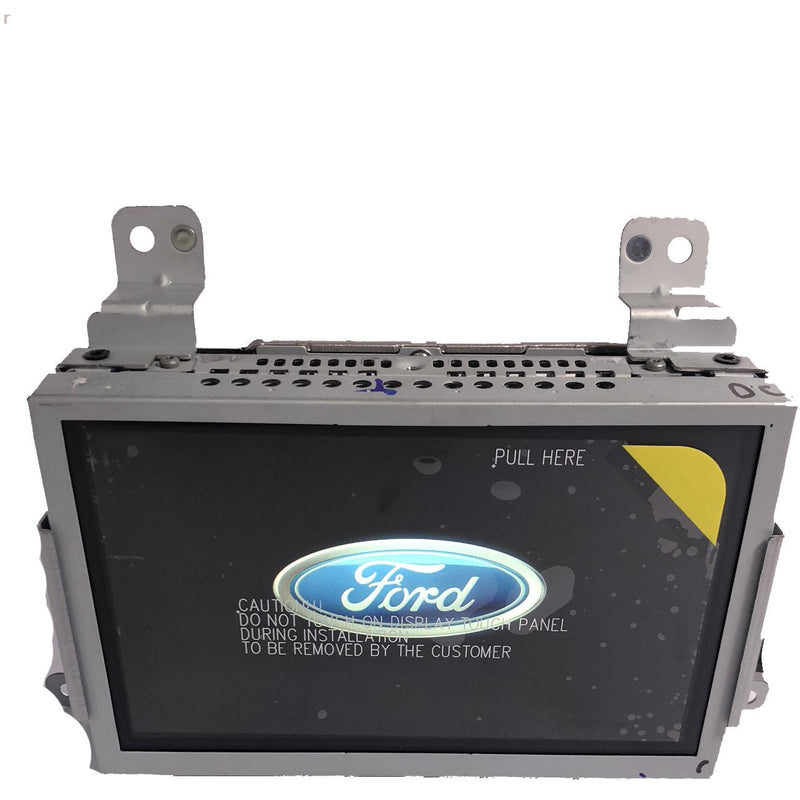 Ford MyFord Touch Sync 3 Radio 8 inch LCD and Touchscreen - Factory Radio Parts