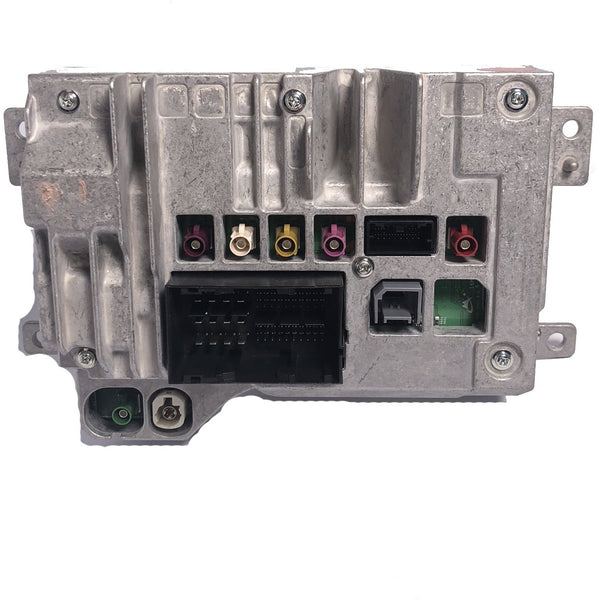 Chrysler Pacifica UConnect 4C Nav UAQ Radio Module (2019) - Factory Radio Parts