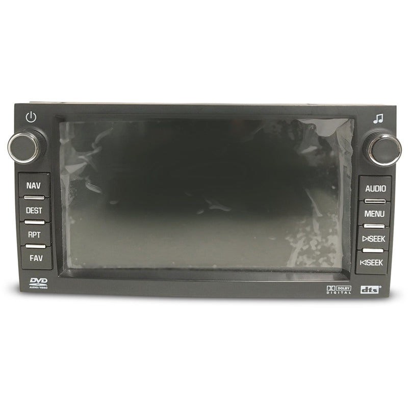 "Buick Chevrolet GMC Delphi Radio 6.5"" Touchscreen Assembly LQ065T5CGQ2 - Factory Radio Parts"