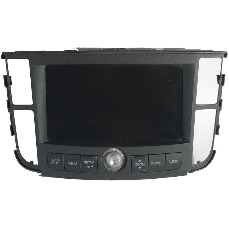Acura TL Factory Radio Navigation Display Screen - Factory Radio Parts