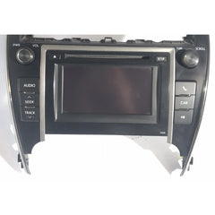 Toyota Camry Fujitsu Ten 6.1 inch Replacement Touchscreen - Factory Radio Parts