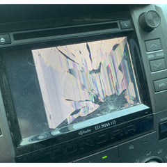 Toyota Tundra Panasonic Entune 2.0 7 inch LCD and Touchscreen - Factory Radio Parts