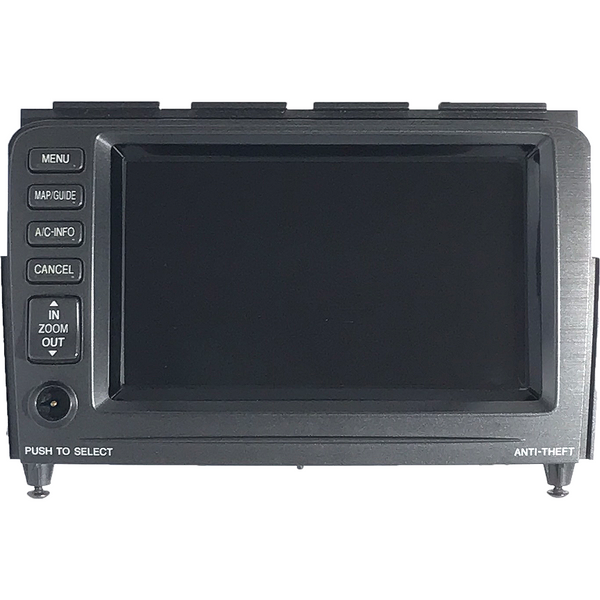 Acura Honda Alpine Navigation System GPS LCD Display Monitor [2003-2006] - Factory Radio Parts