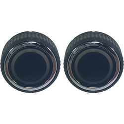 Chevrolet Hummer GMC Denso Radio Replacement Knob Set (2007-2012) - Factory Radio Parts
