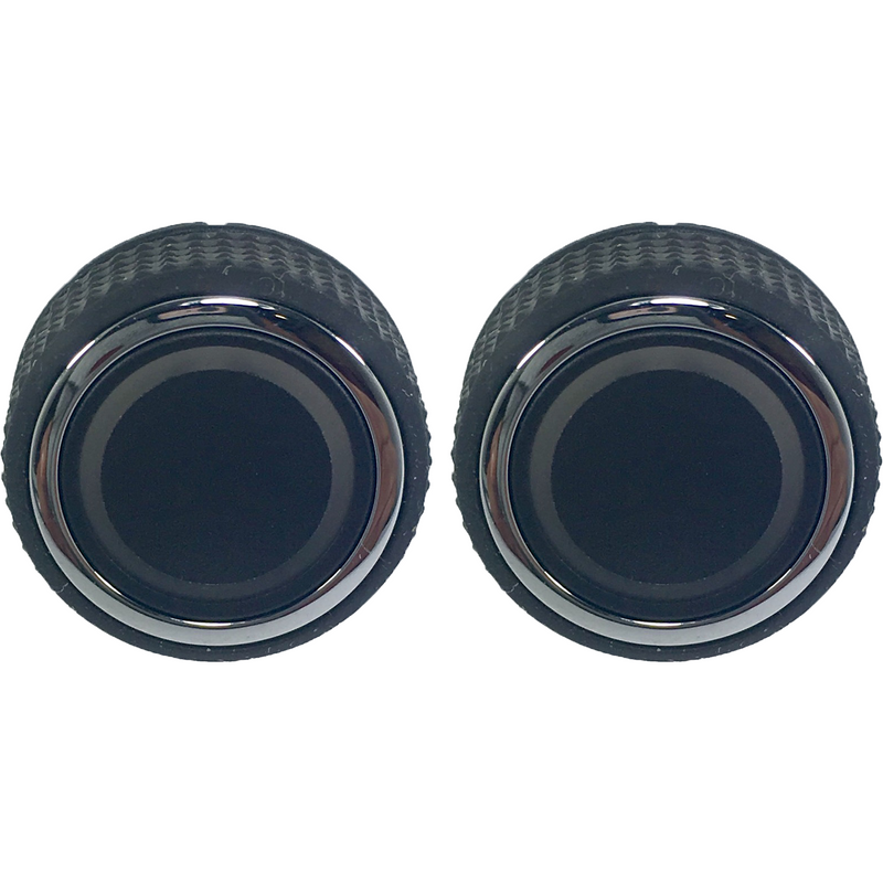 Chevrolet Hummer GMC Denso Radio Replacement Knob Set - Factory Radio Parts