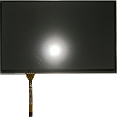 Toyota Lexus 8 inch 4 Pin Replacement Touchscreen Digitizer - Factory Radio Parts
