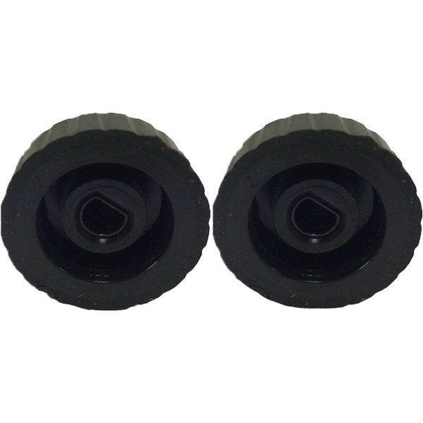 Cadillac Escalade Delphi SuperNav Radio Replacement Knob Set (2007-2014) - Factory Radio Parts