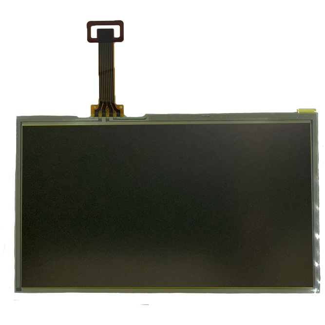 Hyundai Kia 7 inch 8 Pin Replacement Touchscreen Digitizer - Factory Radio Parts