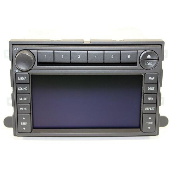 Ford Lincoln Pioneer Navigation Radio Six Disc CD Changer - Factory Radio Parts