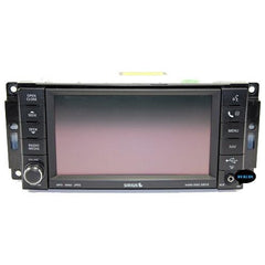 Chrysler Dodge Jeep Ram 430 REN and 730N RER RHR Radio LCD with Touchscreen - Factory Radio Parts