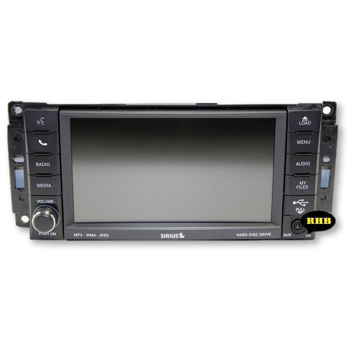 430 RBZ and 430N RHB Mygig Radio Replacement Touchscreen