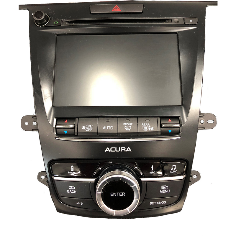 Acura MDX TLX 7 Inch Replacement Touchscreen Digitizer