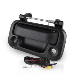 Ford F150 Tailgate Handle Rear View Backup Camera Kit - Factory Radio Parts