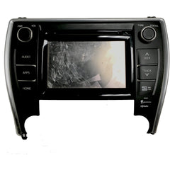 Toyota Camry Fujitsu Ten 7 inch Replacement Touchscreen - Factory Radio Parts
