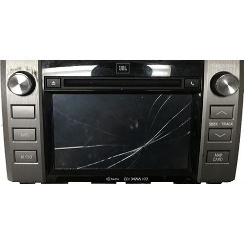 Toyota Tundra Panasonic Entune 2 0 7 inch Replacement Touch Screen  (2014-2019)