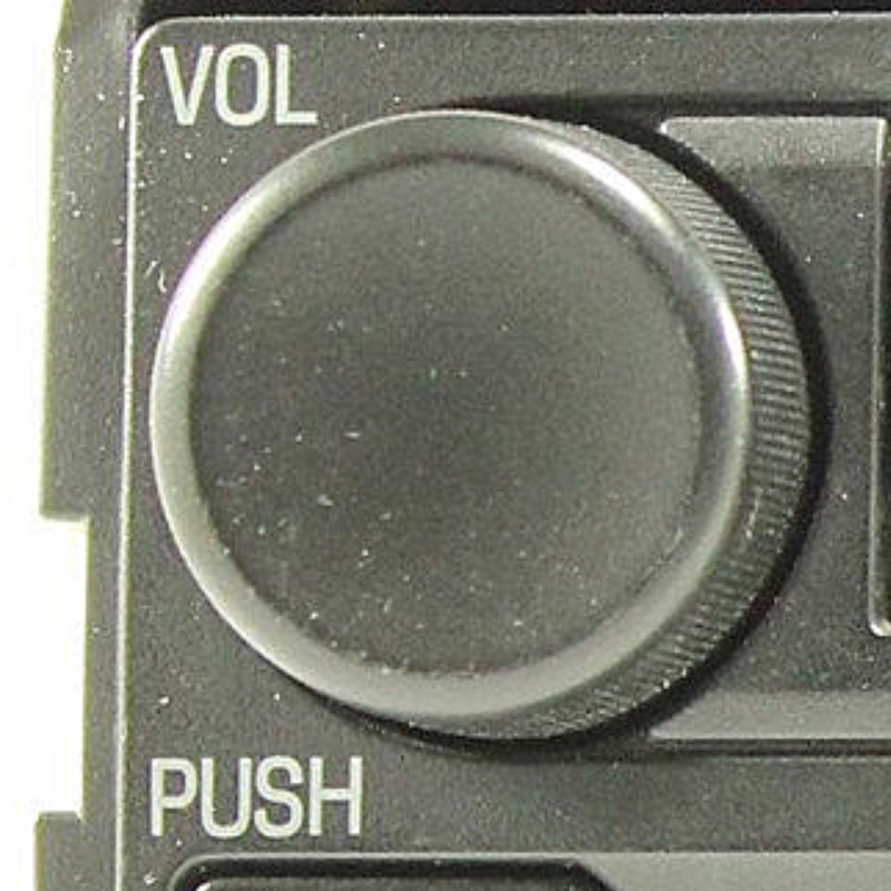 Ford Lincoln Pioneer Navigation Radio Replacement Knob Set | Factory